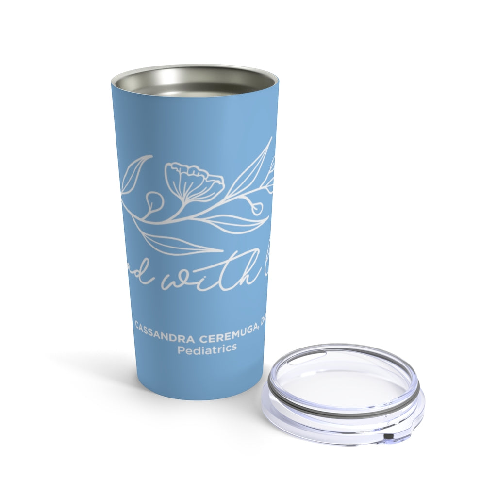 Lead with Love  CC v2 Tumbler 20oz
