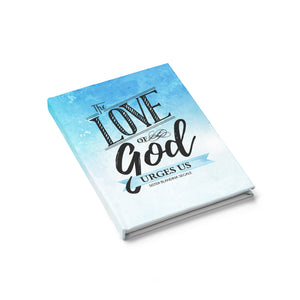 The Love of God Hardcover Journal - Ruled - Shop Love God
