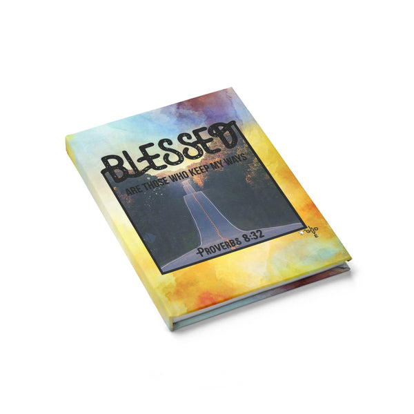 Blessed Hardcover Journal - Ruled - Shop Love God