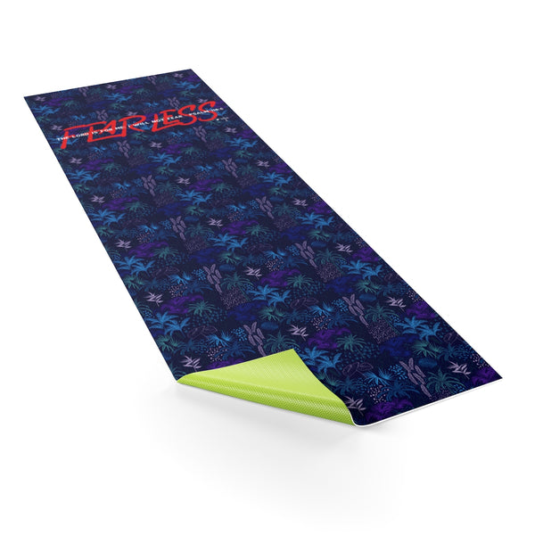 Fearless Yoga Mat - Shop Love God