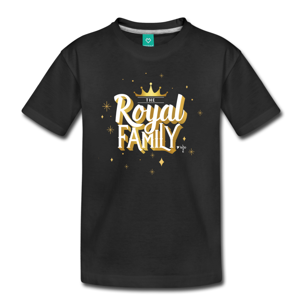 The Royal Family Toddler Premium T-Shirt - Shop Love God