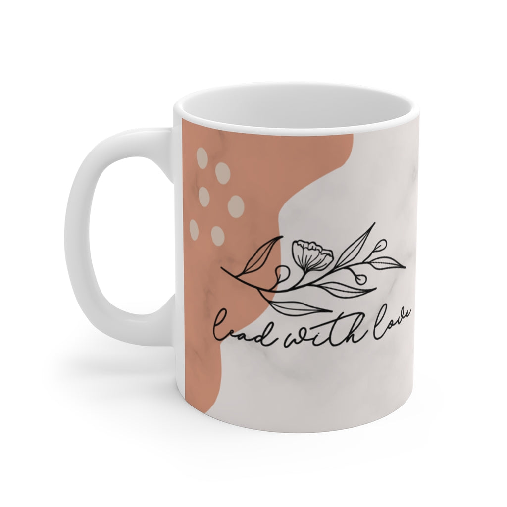 Lead with Love CC 1 Mug 11oz