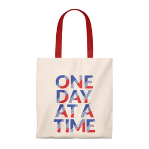 One Day At A Time Tote Bag - Shop Love God