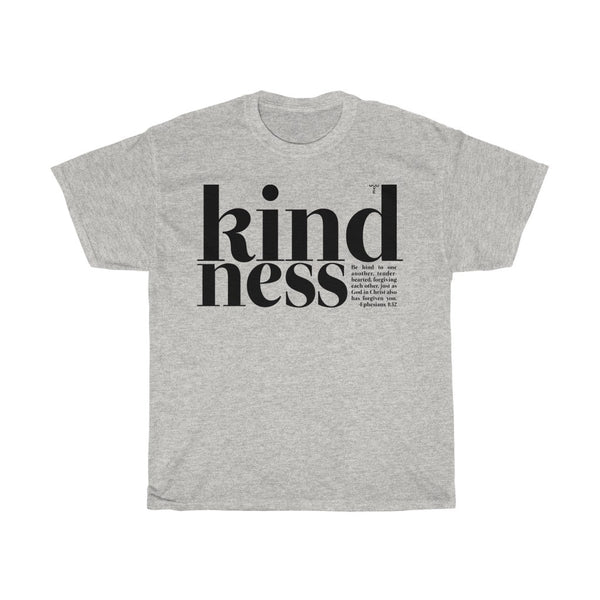 Kindness Unisex Heavy Cotton Tee - Shop Love God