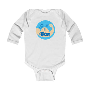 I Am His Infant Longsleeve Body Suit - Shop Love God