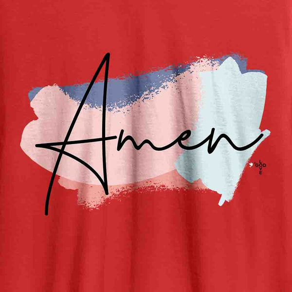 Amen Unisex Heavy Cotton Tee - Shop Love God
