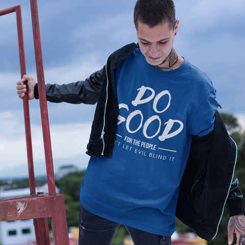 Do Good Unisex Heavy Cotton Tee - Shop Love God