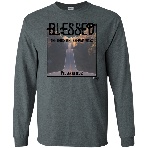 Blessed Are Those  LS Ultra Cotton T-Shirt - Shop Love God