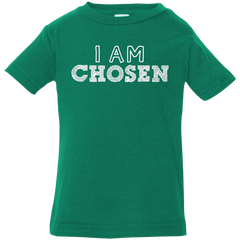 I Am Chosen Infant Jersey T-Shirt - Shop Love God