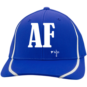 Air Force Flexfit Colorblock Cap - Shop Love God