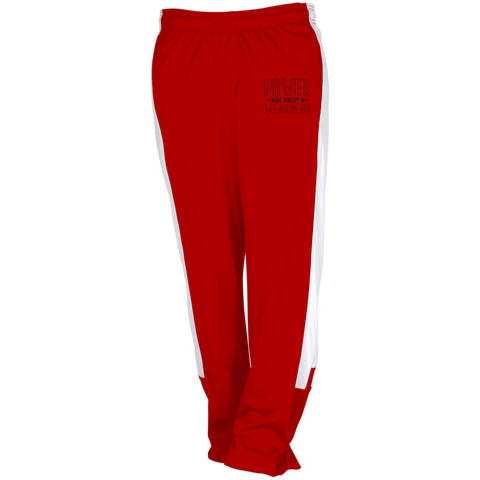 Power Performance Colorblock Pants - Shop Love God
