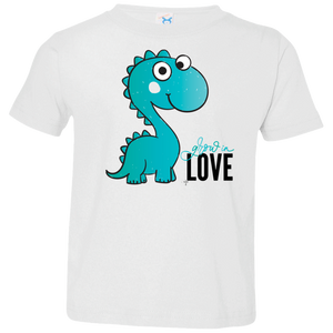Grow In Love Toddler Jersey T-Shirt - Shop Love God