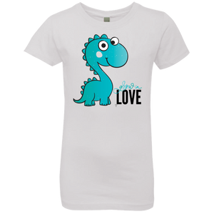 Grow In Love Girls' Princess T-Shirt - Shop Love God
