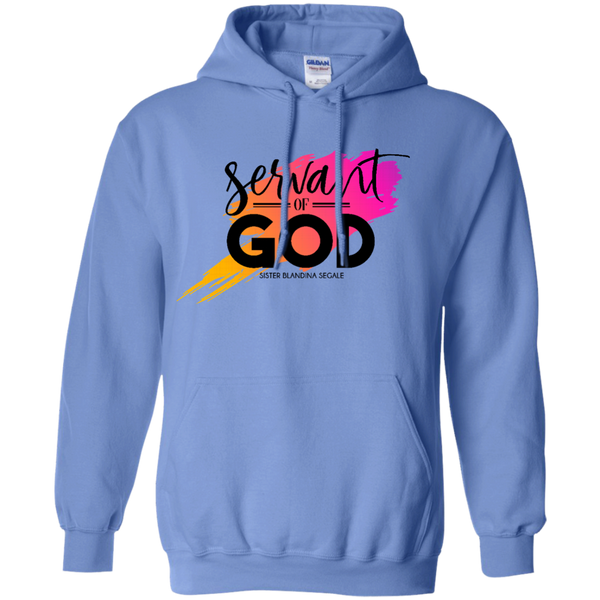 Servant of God Pullover Hoodie 8 oz. - Shop Love God