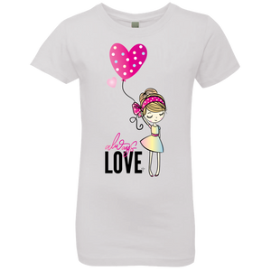 Always Love Girls' Princess T-Shirt - Shop Love God