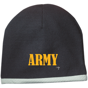 Army Sport-Tek Performance Knit Cap - Shop Love God