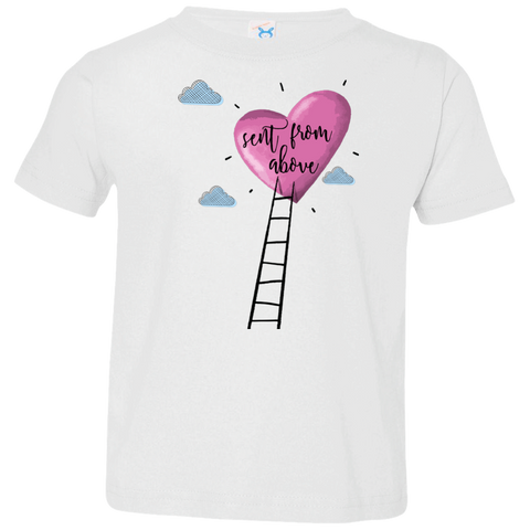 Sent From Above Kids Jersey T-Shirt - Shop Love God