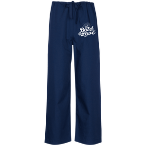 Be Bold Be Love Scrub Pant - Shop Love God