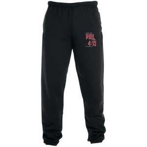 Phil 4:13 Sweatpants with Pockets - Shop Love God