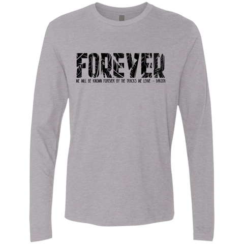 Forever Men's Premium Long Sleeve - Shop Love God