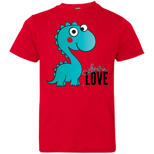 Grow In Love Youth Jersey T-Shirt - Shop Love God