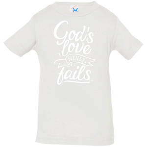 God's Love Infant Jersey T-Shirt - Shop Love God