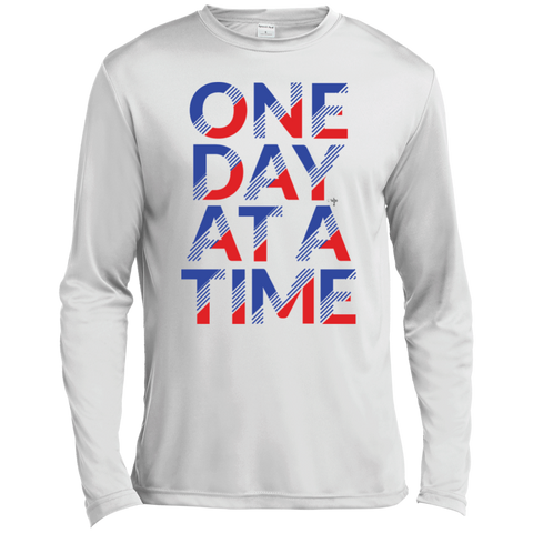 One Day At A Time Moisture Absorbing Long Sleeves
