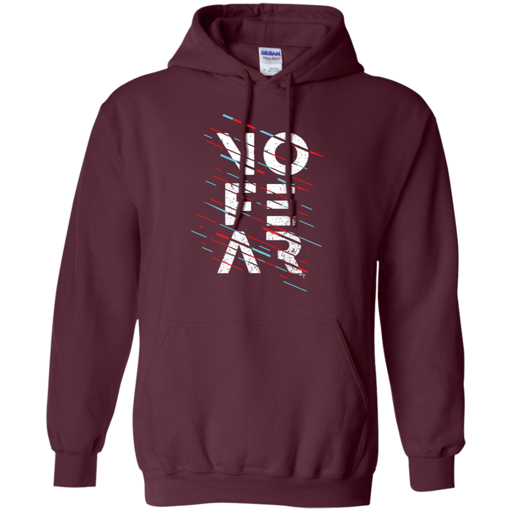 No Fear Pullover Hoodie 8 oz.