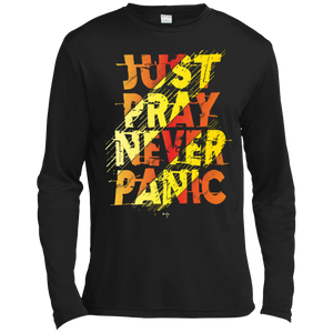Just Pray Moisture Absorbing Long Sleeves