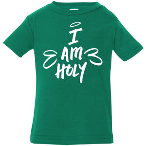 I Am Holy Infant Jersey T-Shirt - Shop Love God