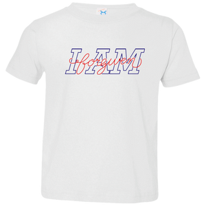 I Am Forgiven Kids Jersey T-Shirt - Shop Love God
