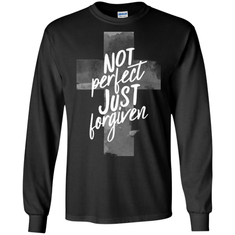 Forgiven Ultra Cotton Long Sleeves - Shop Love God