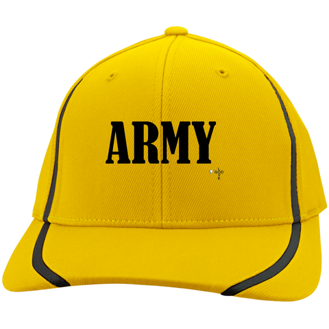 Army Colorblock Cap - Shop Love God