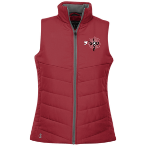 Love God Holloway Ladies' Quilted Vest