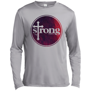 Strong Tall LS Moisture Absorbing T-Shirt