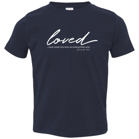 Loved Kids Jersey T-Shirt - Shop Love God