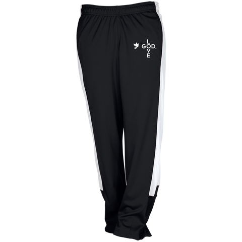 Love God Performance Colorblock Pants - Shop Love God