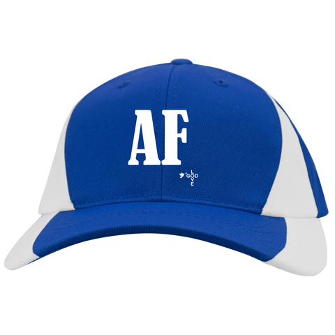 Air Force Mid-Profile Colorblock Hat - Shop Love God