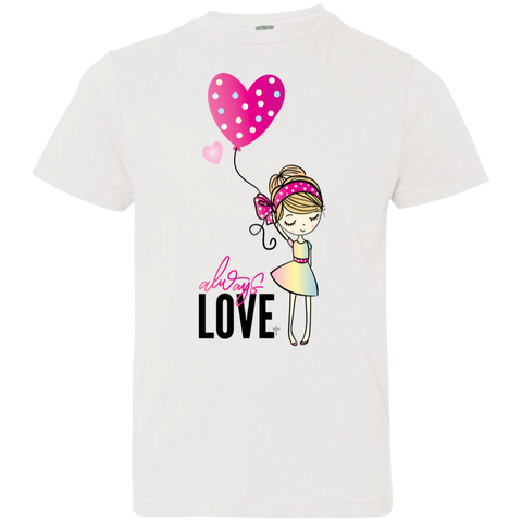 Always Love Youth Jersey T-Shirt - Shop Love God
