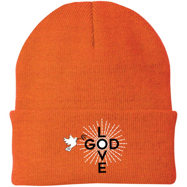Love God Knit Cap - Shop Love God
