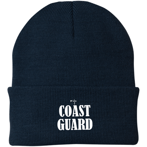 Coast Guard Knit Cap - Shop Love God