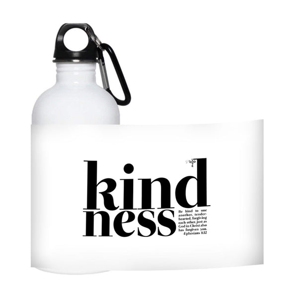 Kidness 20 oz. Stainless Steel Water Bottle