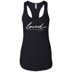 Loved Ideal Racerback Tank