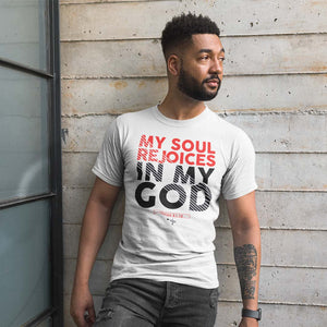 My Soul Rejoices Unisex Heavy Cotton Tee - Shop Love God