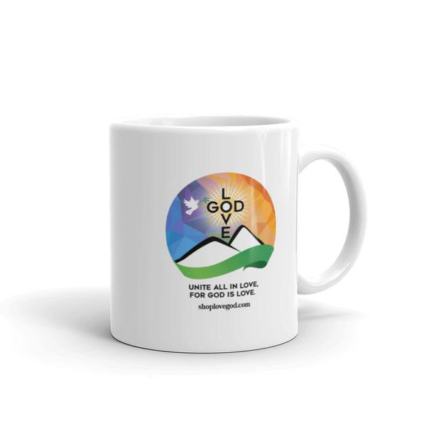 Never Be Lazy White Mug - Shop Love God