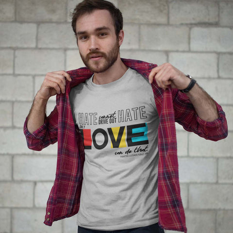 Only Love Unisex Heavy Cotton Tee - Shop Love God