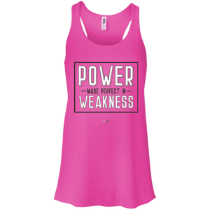 Power Flowy Racerback Tank