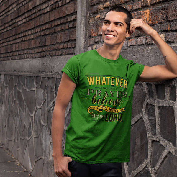 Whatever You Ask Premium Short Sleeve T-Shirt