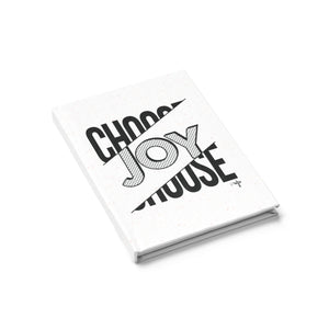 Choose Joy Hardcover Journal - Ruled - Shop Love God