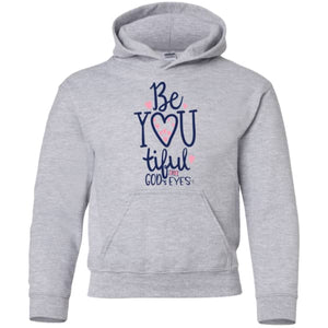 Be-You-Tiful Youth Pullover Hoodie - Shop Love God
